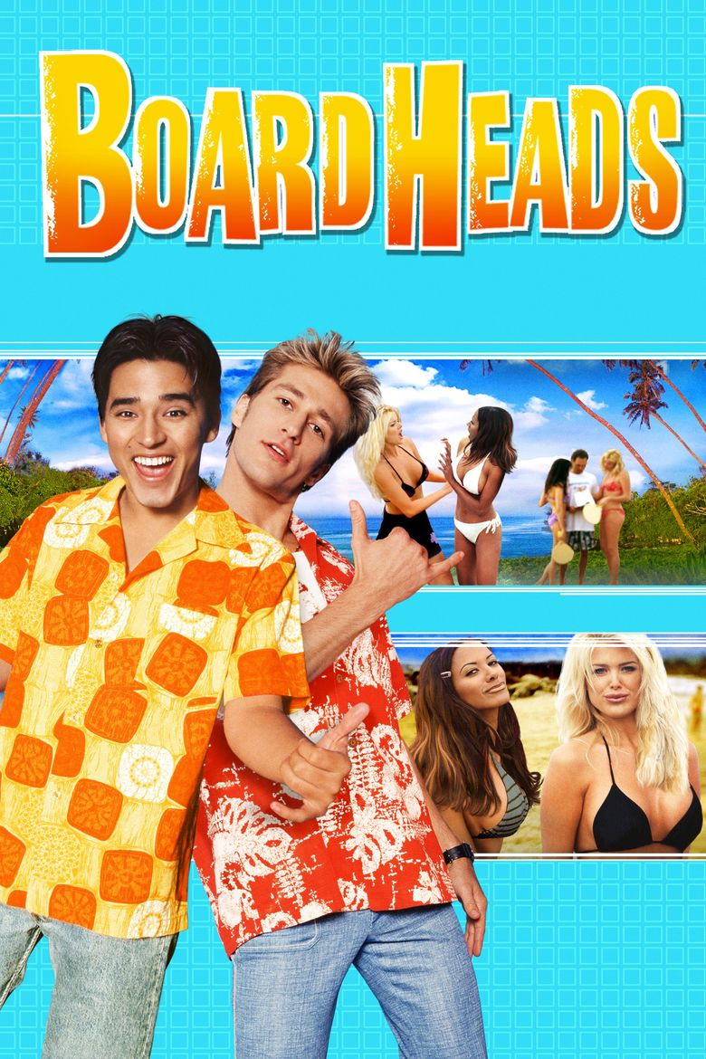 Board Heads Poster