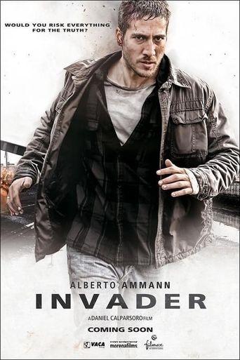 Invasor Poster