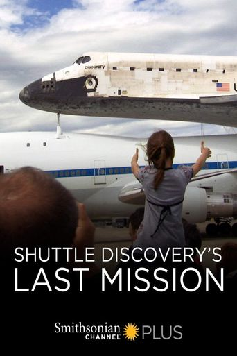 Shuttle Discovery's Last Mission Poster