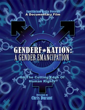 Genderf*kation: A Gender Emancipation. Poster