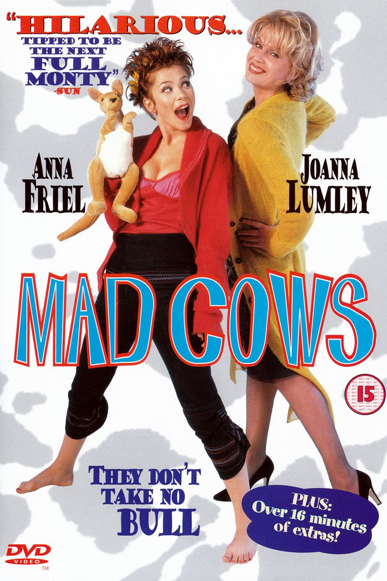 Mad Cows Poster