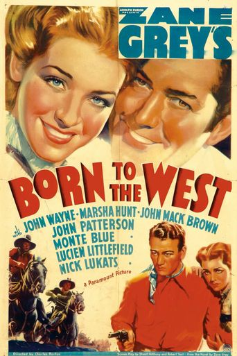 Born to the West Poster