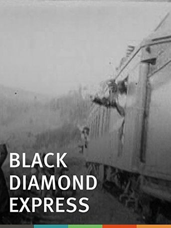 Black Diamond Express Poster
