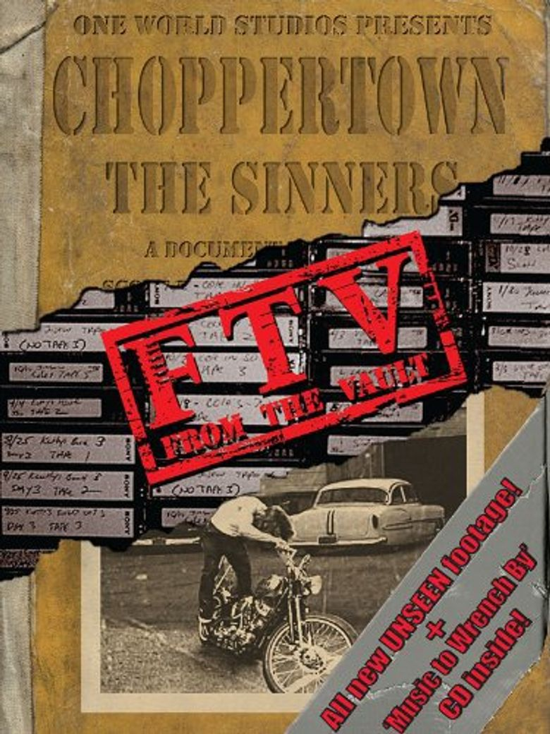 Choppertown: From the Vault Poster