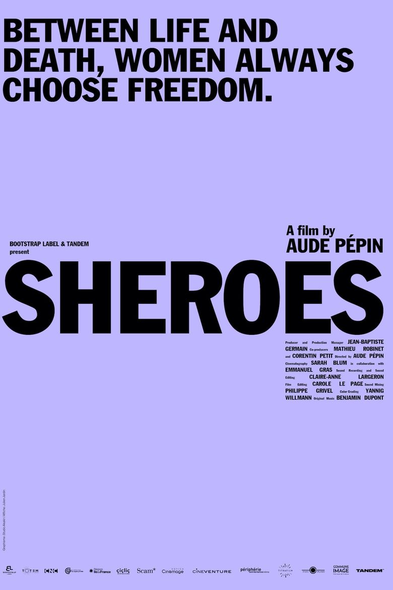 Sheroes Poster