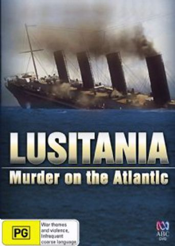 Sinking of the Lusitania Poster