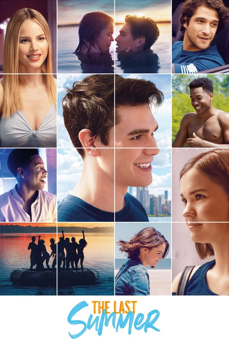The Last Summer Poster