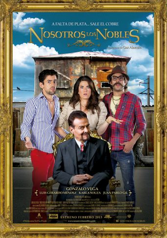 We Are the Nobles Poster