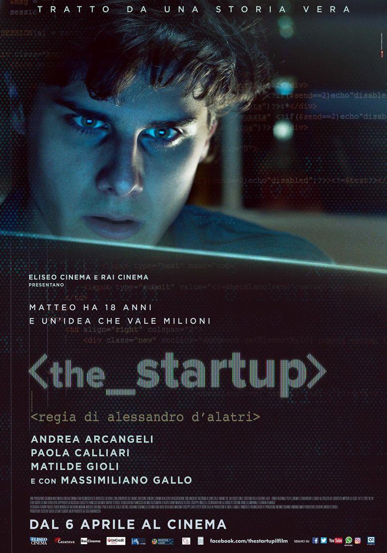 The Startup: Accendi il tuo futuro Poster