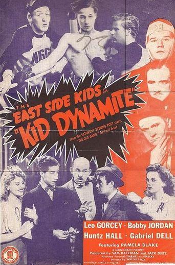 Kid Dynamite Poster
