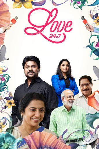 Love 24x7 Poster