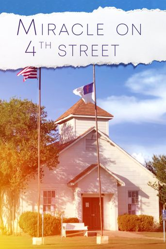 Miracle on 4th Street Poster