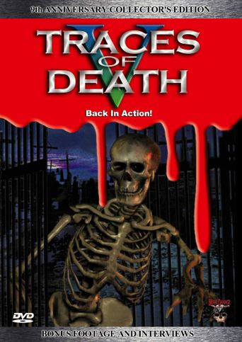 Traces of Death V: Back in Action Poster