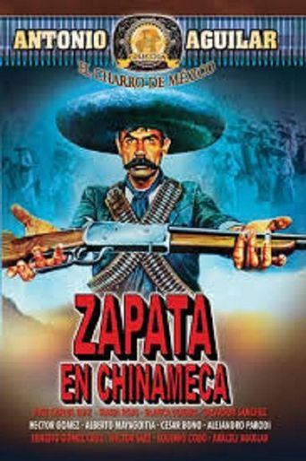Zapata en Chinameca Poster