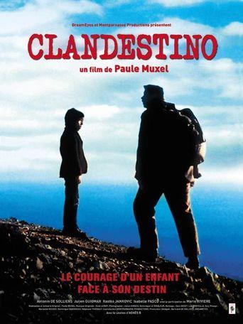 Clandestino Poster