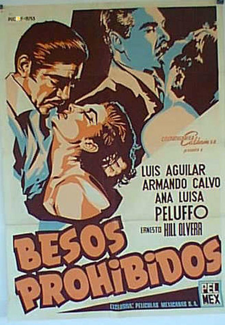 Besos prohibidos Poster