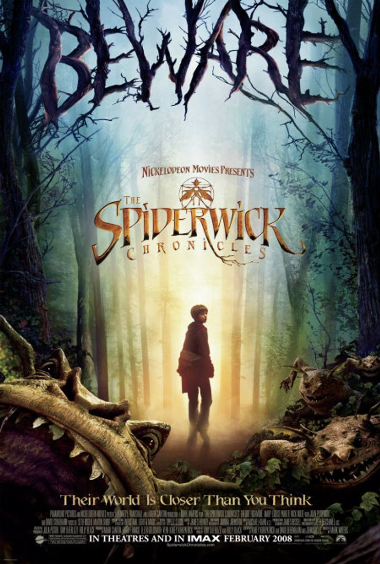 watch the spiderwick chronicles online free