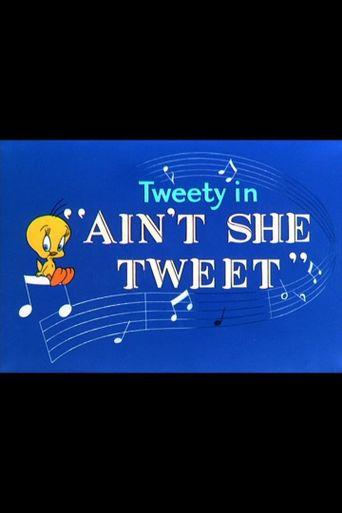 Ain't She Tweet Poster