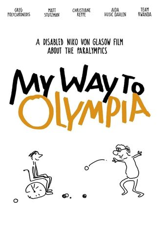 My way to Olympia Poster