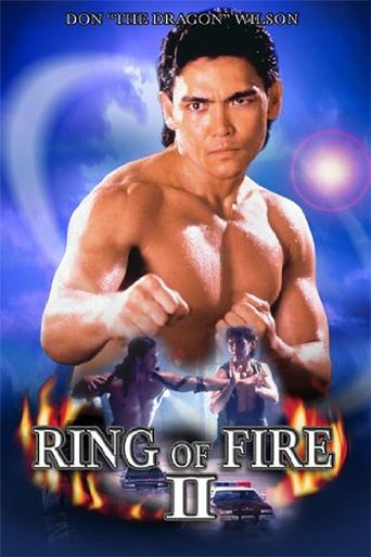 Ring of Fire II: Blood and Steel Poster
