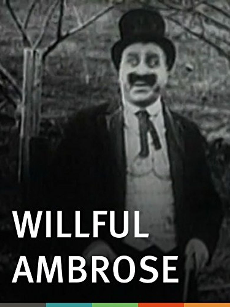 Willful Ambrose Poster