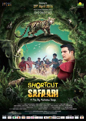 Shortcut Safari Poster