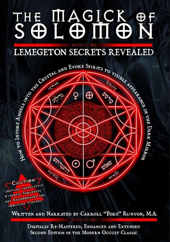Magick of Solomon: Lemegeton Secrets Revealed Poster