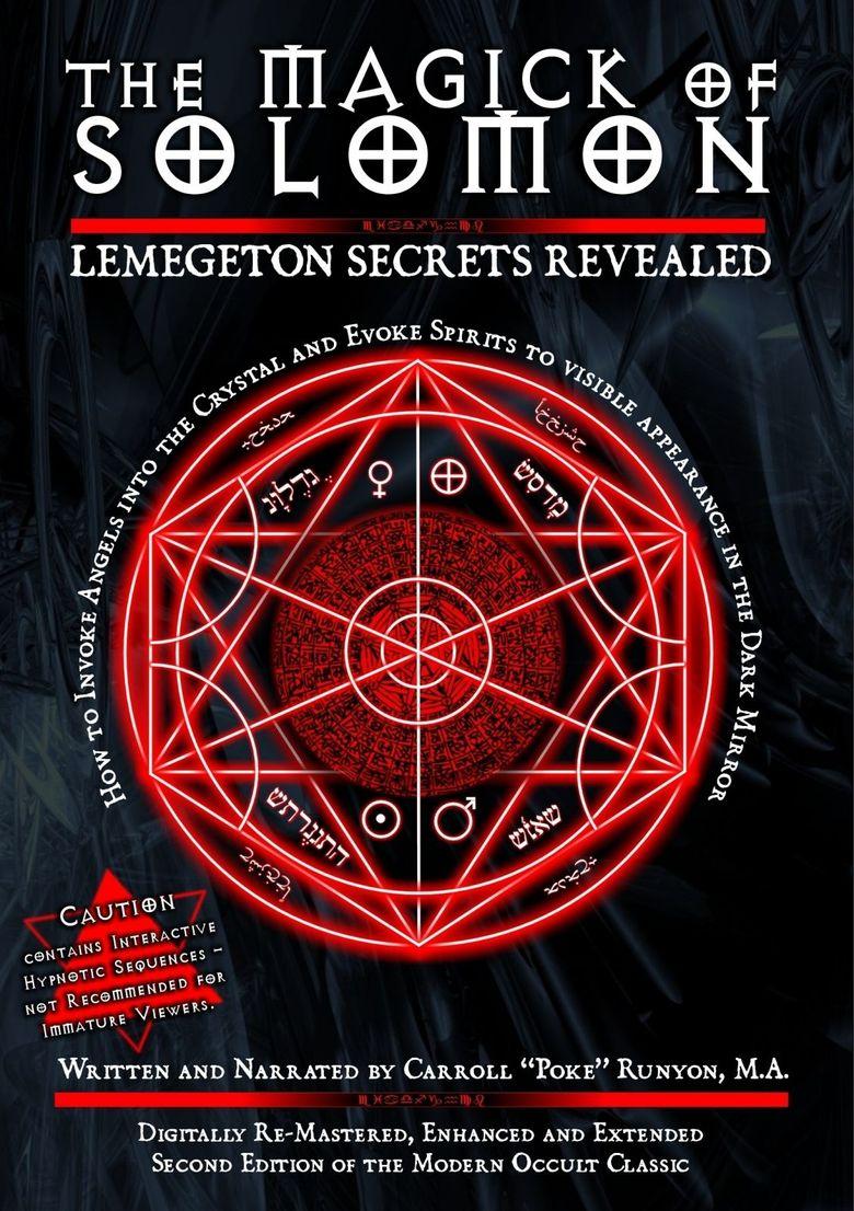 Magick of Solomon: Lemegeton Secrets Revealed Poster