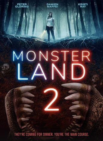 Monsterland 2 Poster