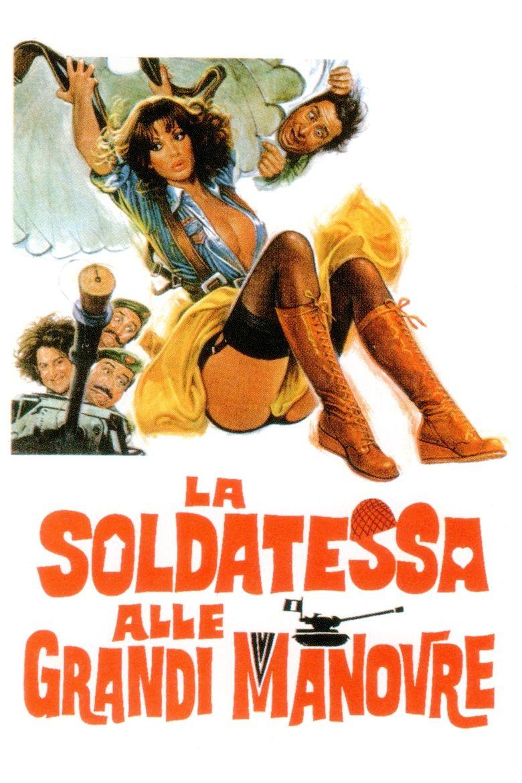 La soldatessa alle grandi manovre Poster