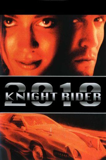 Knight Rider 2010 Poster