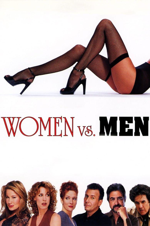 Women vs. Men Poster