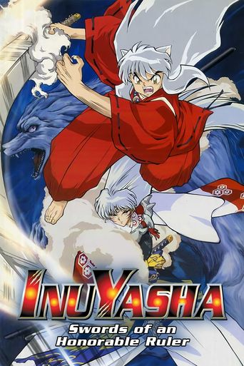 Inuyasha the Movie 3: Swords of an Honorable Ruler Poster