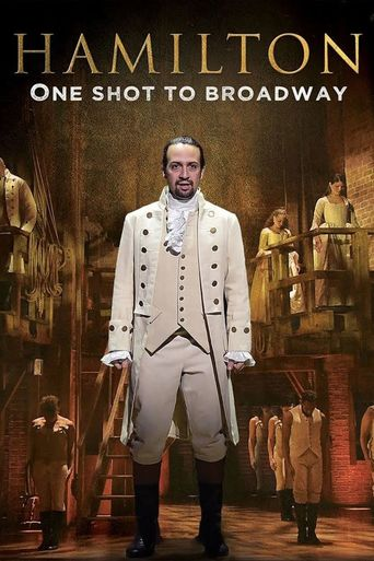 Hamilton: One Shot to Broadway Poster