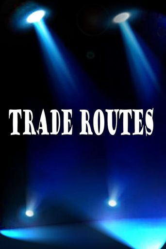 Trade Routes Poster