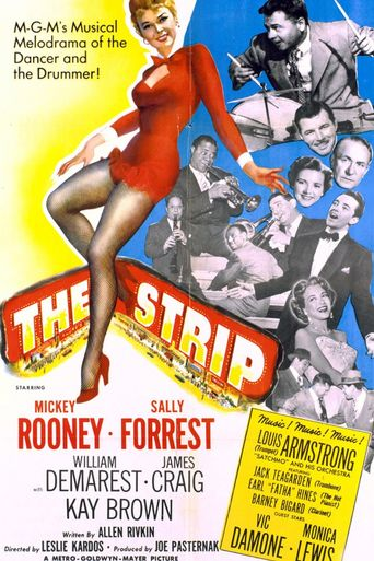 The Strip Poster