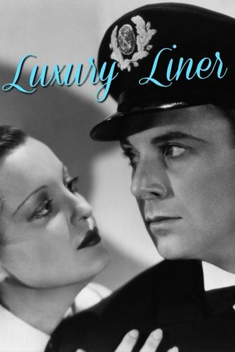 Luxury Liner Poster