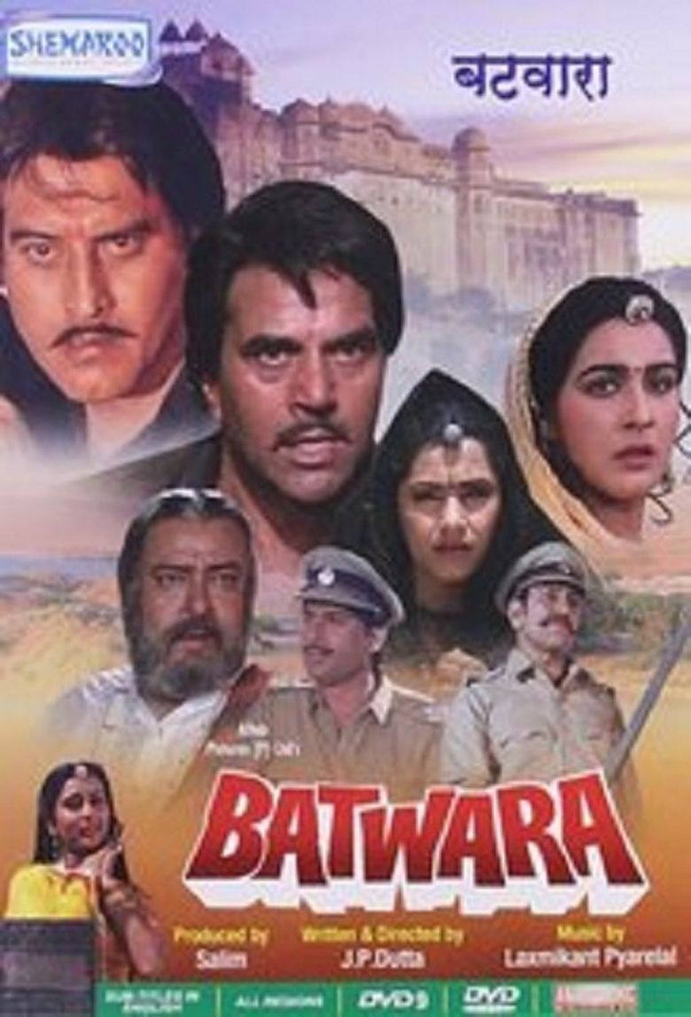 Batwara Poster