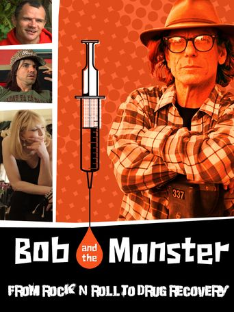 Bob and the Monster Poster