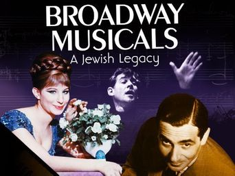 Broadway Musicals: A Jewish Legacy Poster