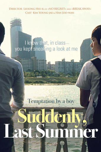 Suddenly Last Summer Poster