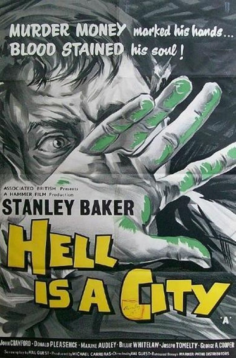 Hell Is a City Poster