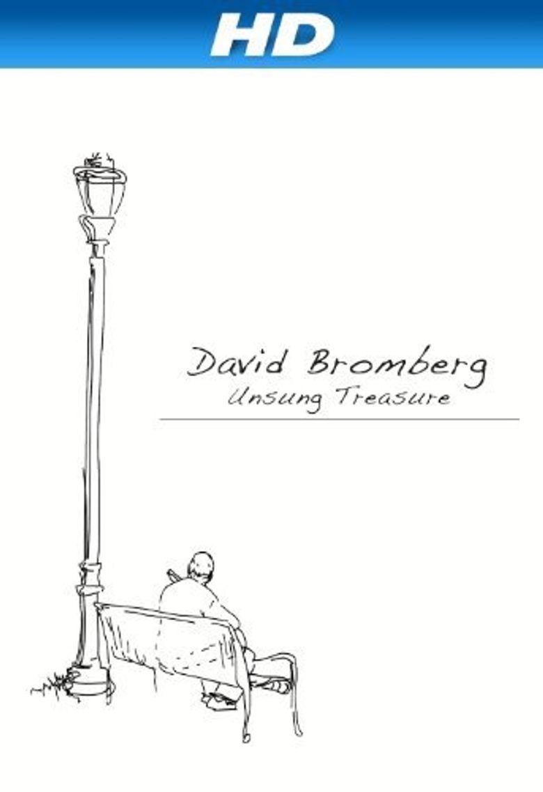 David Bromberg: Unsung Treasure Poster