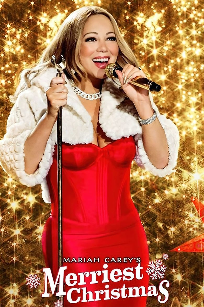 Image result for Mariah Carey's Merriest Christmas