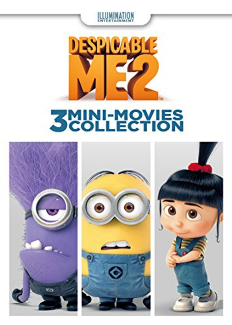 Despicable Me 2: 3 Mini-Movie Collection Poster