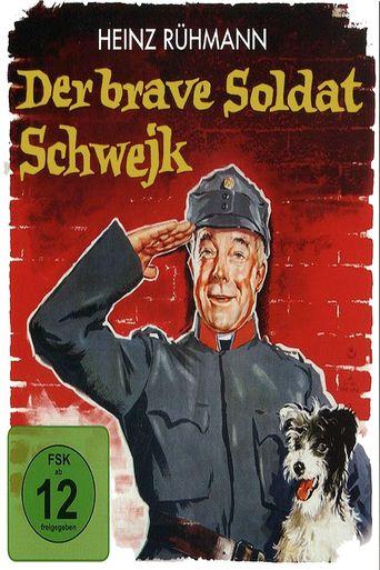 Der brave Soldat Schwejk Poster