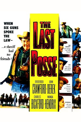 The Last Posse Poster