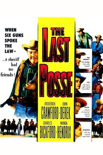 The Last Posse Poster