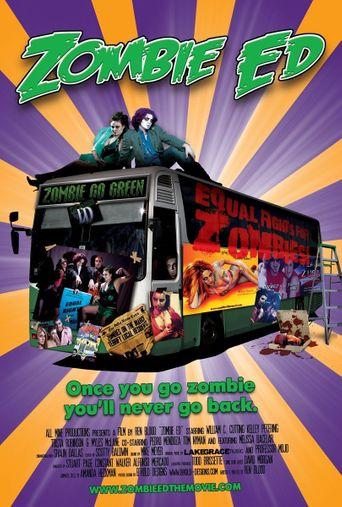 Zombie Ed Poster