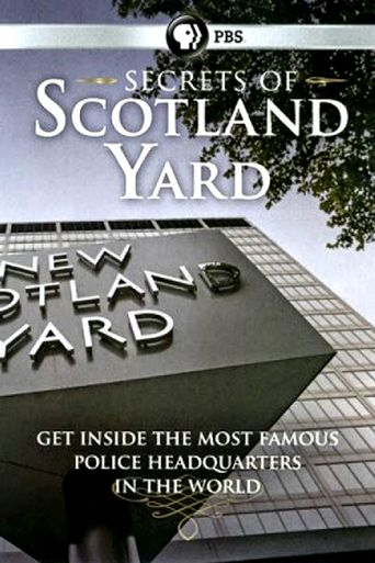 Secrets of Scotland Yard Poster
